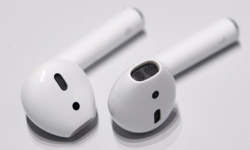 A rumor passed along by KGI Securities analyst Ming-Chi Kuo suggests Apple is working on a new version of AirPods for launch in the second half of the year. Its unclear what the improvements may be, but Apple has had trouble making enough of the wireless earbuds to meet demand.