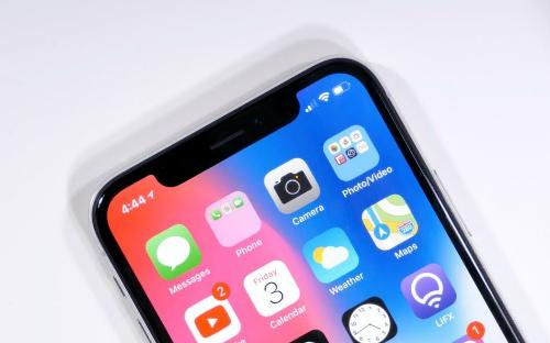 Ba lỗi phần mềm ngớ ngẩn trên iPhone X - 2