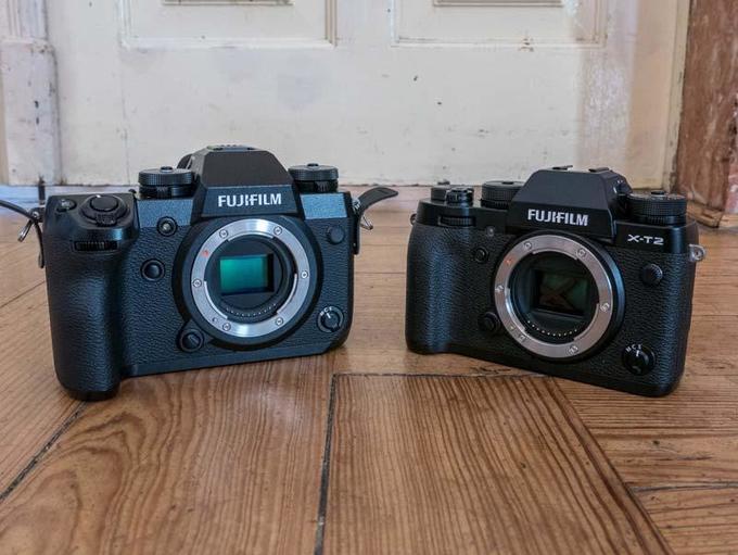 Fujifilm X-H1 - máy mirrorless cao cấp cho tín đồ quay video