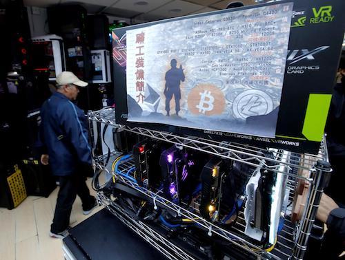 Cửa hàng máy tính ăn nên làm ra nhờ Bitcoin