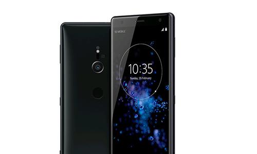 Smartphone màn hình siêu dài, mặt lưng cong của Sony lộ diện
