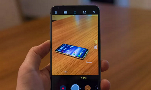 LG ra V30S ThinQ tích hợp camera trí tuệ nhân tạo