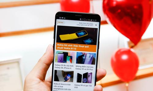 Samsung Galaxy S9 xuất hiện tại Việt Nam