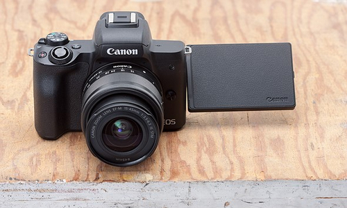 Máy ảnh DSLR giá rẻ và mirroless tầm trung mới của Canon