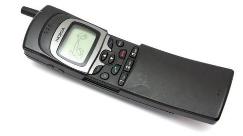 Nokia hồi sinh điện thoại quả chuối Nokia 8110
