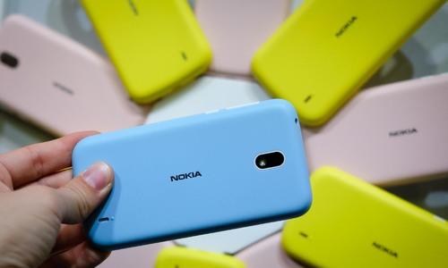 Smartphone Android giá chưa tới 100 USD của Nokia