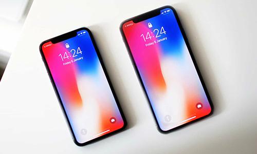 Apple sắp ra iPhone màn hình 'khổng lồ'