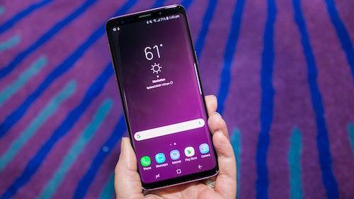 Galaxy S9+ là thiết bị kết nối mới tốt nhất tại MWC 2018