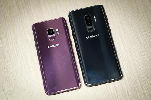 Tím Lilac và đen huyền bí là hai màu trong đợt phát hành đầu của Galaxy S9 và S9+ chính hãng.