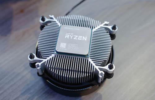 APU Ryzen mới cho phép người dùng lắp các bộ máy chơi game tầm trung với giá rẻ.