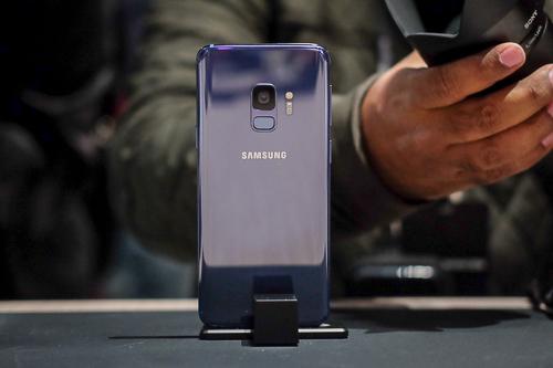 Thử pin Galaxy S9 và S9+