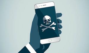 Người dùng smartphone đang bị hacker 'lợi dụng'