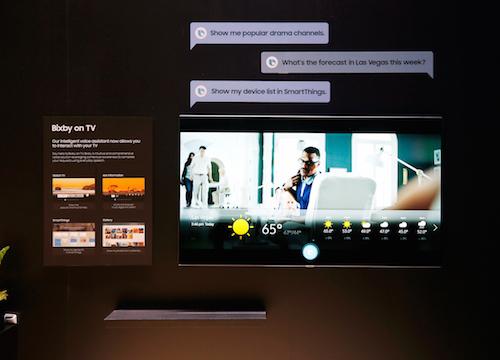 Trí thông minh nhân tạo lần đầu được tích hợp trên TV.