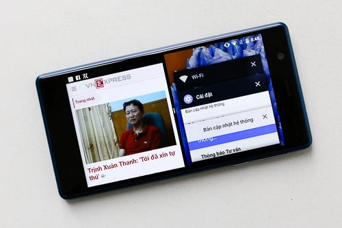 Nokia 3 hoạt động không mượt mà, còn lag dù chạy Android 7.0 nguyên bản và có cấu hình khá.