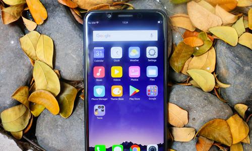 5 smartphone tràn viền giá rẻ nhất thị trường