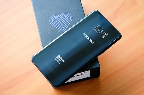 Galaxy Note FE - món quà cho tín đồ yêu Samsung