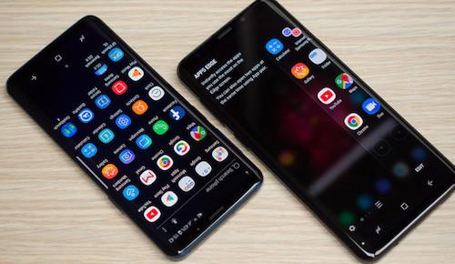 Galaxy S9 và S9+ sắp đến tay người dùng Mỹ