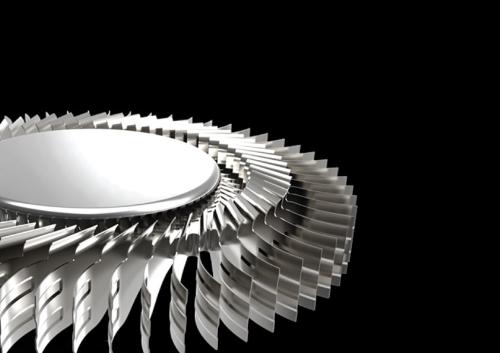 Phiên bản nâng cấp của công nghệ tản nhiệt AeroBlade có thêm thiết kế cánh vây 3D giúp tăng luồng gió thêm 35%.