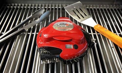 Robot thông minh tự làm sạch bếp nướng BBQ