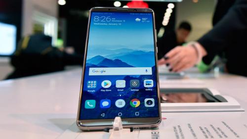 Best Buy chuẩn bị dừng bán điện thoại Huawei