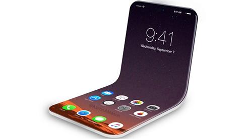 iPhone màn hình gập có thể ra mắt trong khoảng hai năm tới.