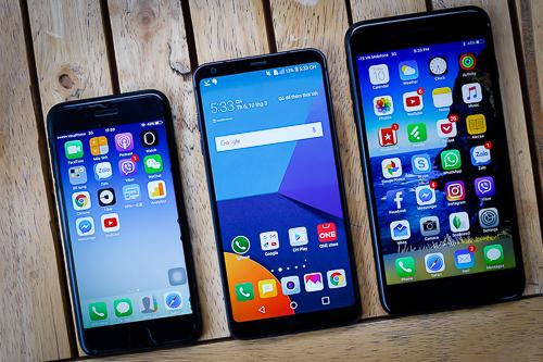 Smartphone cao cấp trên thị trường xách tay giờ phổ biến các model đã qua sử dụng 99% và hàng tân trang Refurbished.