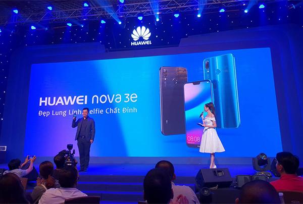 Nova 3E có mặt tại Việt Nam chỉ hai ngày sau khi ra mắt trên toàn thế giới.