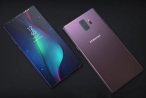 Galaxy Note9 có thể được ra mắt sớm.