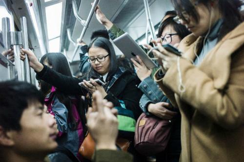 Thử thách 48 giờ không Internet của một người dùng Trung Quốc