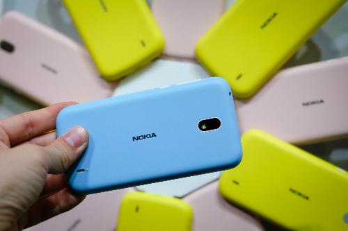 Smartphone Nokia 1 về Việt Nam, giá 1,89 triệu đồng
