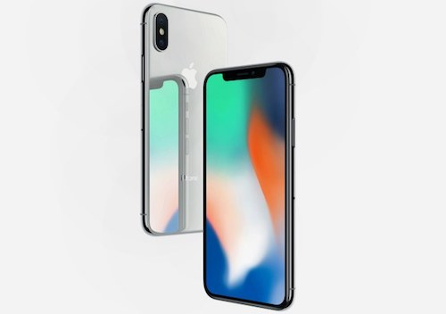 Apple iPhone X.