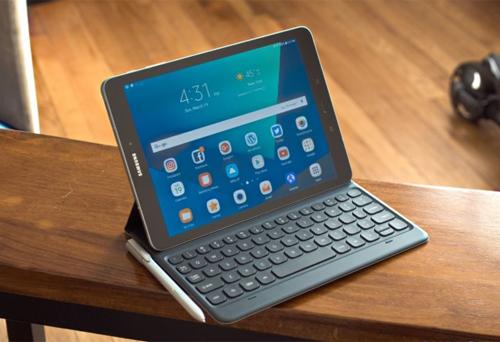 Samsung là ngôi sao cô đơn trên thị trường tablet.