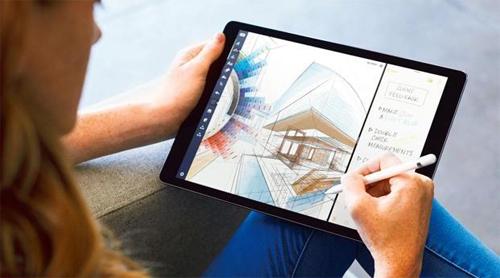 iPad sống khỏe nhờ những sản phẩm như iPad Pro, tách biệt về tính năng,tránh đối đầu smartphone.