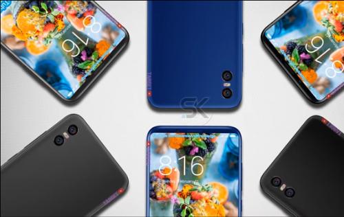 Xiaomi Mi 7 sẽ không bắt chước iPhone X