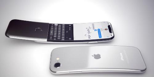 Tại sao iPhone sẽ có màn hình cong và cảm biến cử chỉ