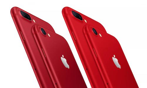 iPhone 8 sắp có thêm phiên bản màu đỏ.
