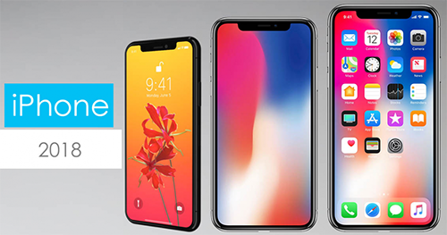 Năm nay Apple sẽ ra ba iPhone mới