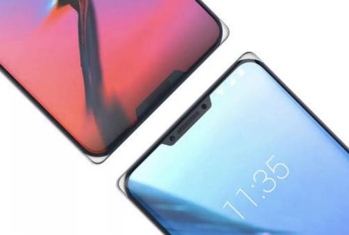 Thiết kế màn hình tai thỏ ở iPhone X đang được nhiều nhà sản xuất Trung Quốc áp dụng triệt để.