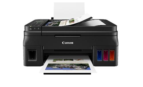 Máy in phun Canon Pixma G Series cho văn phòng hiện đại - 1