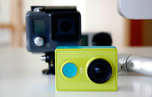 Xiaomi đang cân nhắc mua GoPro, dù đã có thương hiệu camera hành động riêng.