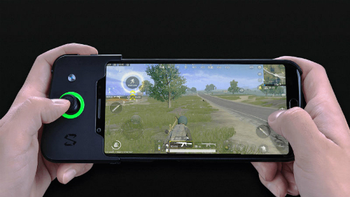 Smartphone Black Shark chuyên chơi game của Xiaomi.