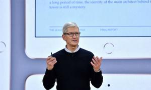 Tim Cook không nghĩ người dùng muốn hợp nhất iOS và macOS