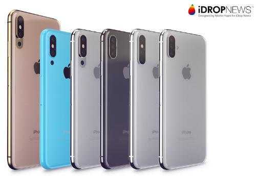 Apple gặp khó khi sản xuất iPhone X cỡ lớn