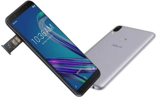 Asus ra smartphone màn hình 6 inch, pin lớn 5.000 mAh