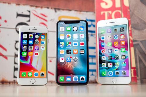 iPhone X khiến giá bán smartphone trung bình tăng kỉ lục