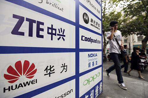 Công ty công nghệ Trung Quốc khó vào Mỹ hơn trong tương lai