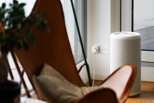 Người dùng có thể tạo ra thói quen tắt thiết bị điện nhờ ổ cắm thông minh.