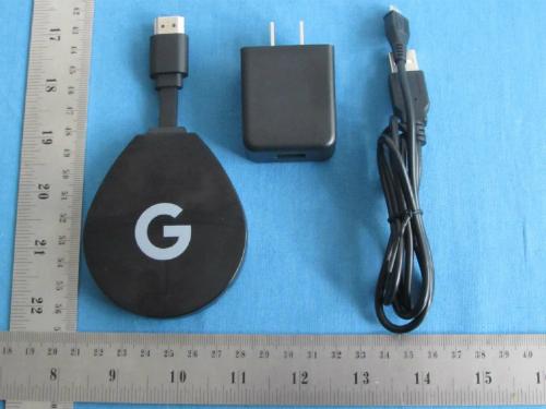 Thiết bị mới của Google có thiết kế nhỏ gọn và đơn giản như Chrome Cast nhưng lại được tích hợp Android TV.