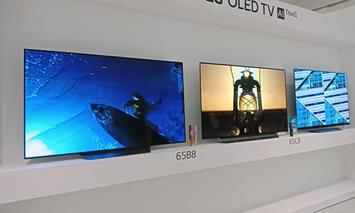 TV OLED cao cấp nhất của LG có giá 650 triệu đồng