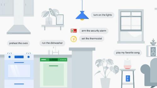 Google Assistant có thể kết nối hơn 5.000 thiết bị smarthome
